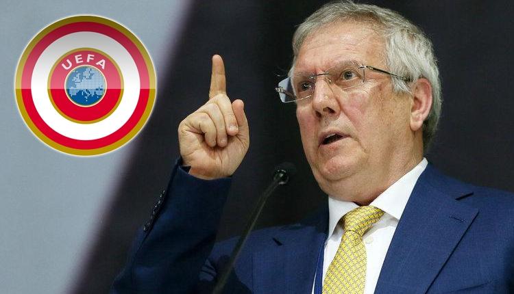 Fenerbahçe transfer için UEFA'ya gidiyor