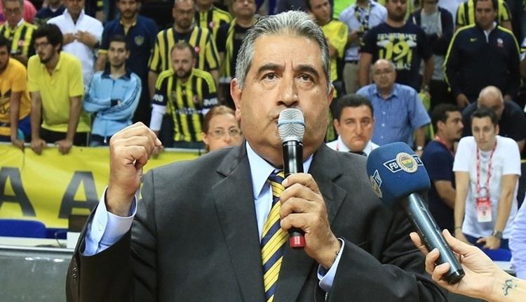 Fenerbahçe yöneticisi Mahmut Uslu için hakeme küfür iddiası (İZLE)
