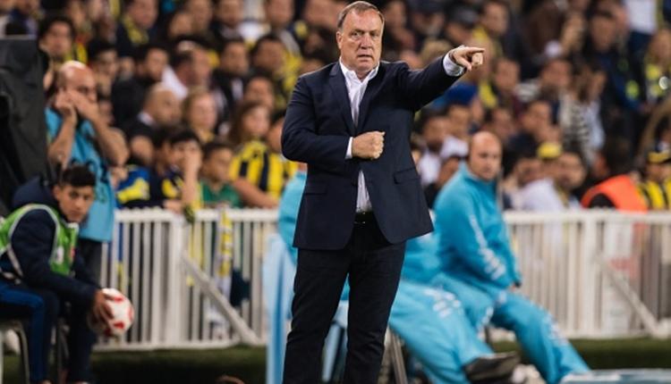 Fenerbahçe'de Dick Advocaat sezon sonunu görecek mi?