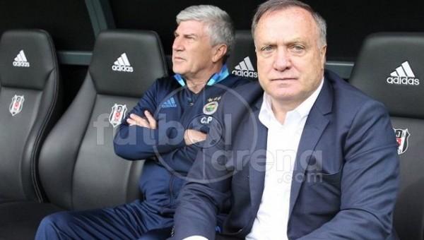 Fenerbahçe'de Dick Advocaat'ın Beşiktaş iddiası