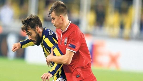 Fenerbahçe'de Eduard Sobol imza atmaya hazır