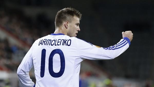 Fenerbahçe'de gündem Andriy Yarmolenko transferi
