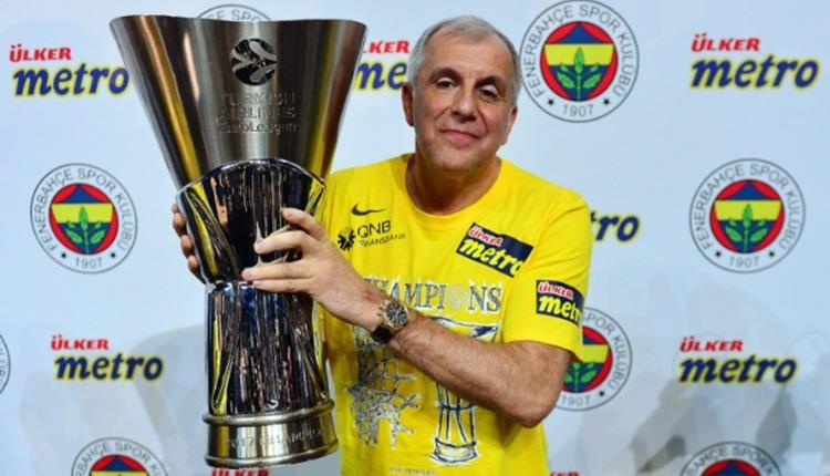 Fenerbahçe'de Obradovic'ten gelecek sezon açıklaması