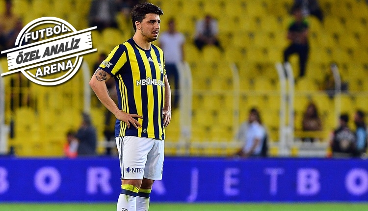 Fenerbahçe'de Ozan Tufan hayal kırıklığı yarattı