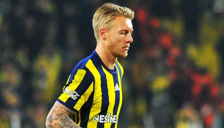 Fenerbahçe'de Simon Kjaer Milan yolunda