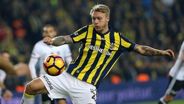 Fenerbahçe'de Simon Kjaer'den ayrılık sinyali