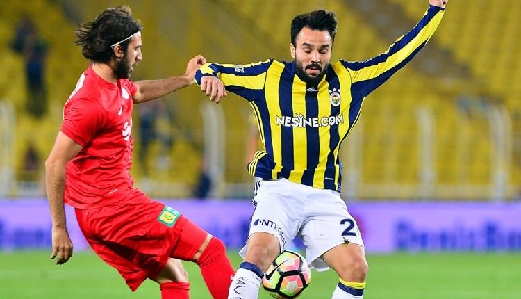 Fenerbahçe'de Volkan Şen'in sakatlığında son durum