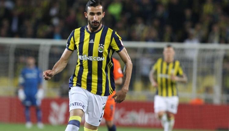 Fenerbahçe'de yeni sağ bek Mehmet Topal