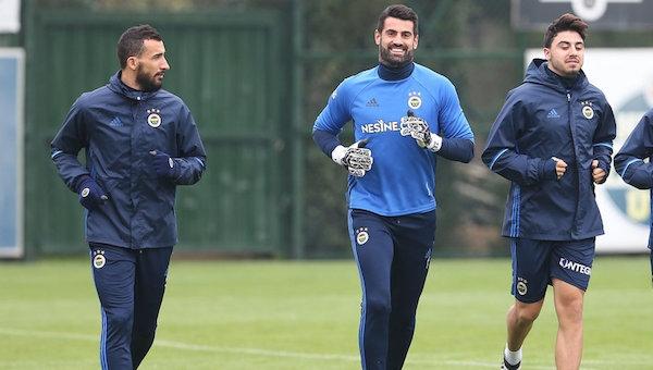 Fenerbahçeli futbolcuların üçüncülük motivasyonu!