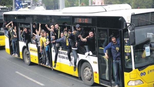 Fenerbahçeli o taraftarlar tespit edildi!