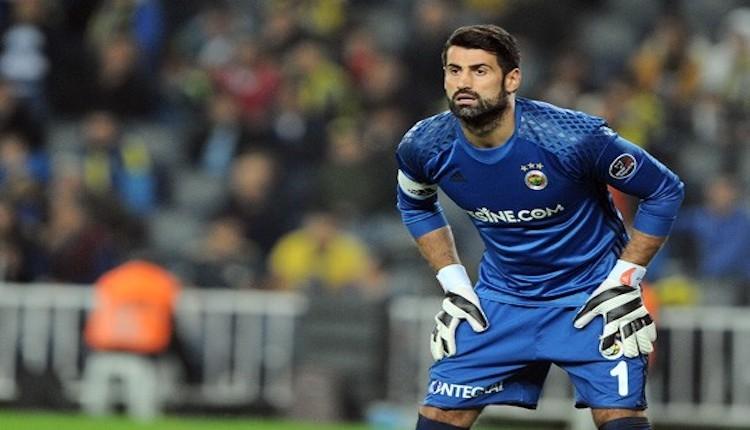 Fenerbahçeli Volkan Demirel: