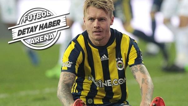 Fenerbahçe'nin ilacı Simon Kjaer