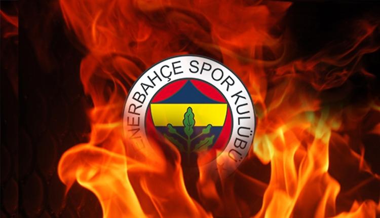 Fenerbahçe'nin şampiyonluk turunda otobüs bozuldu