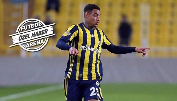 Fenerbahçe'de Van der Wiel gerçeği