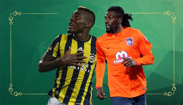 Fenerbahçe'ye Başakşehir'den Adebayor - Emenike takası önerisi