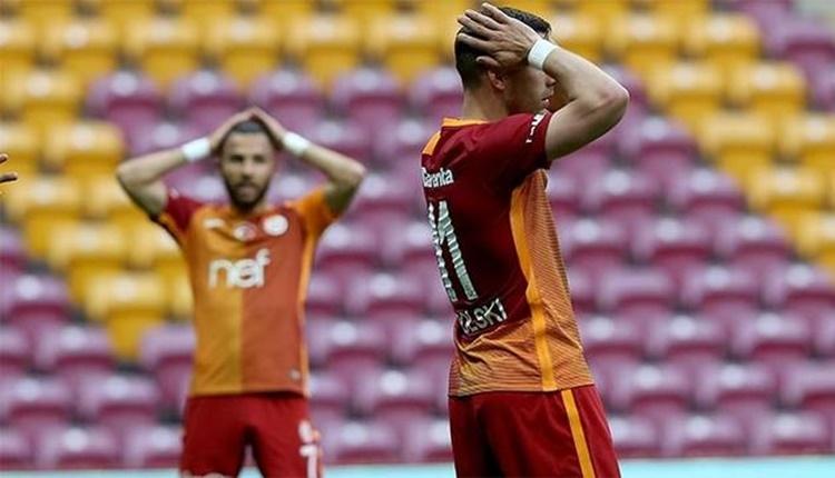 Galatasaray, yediği kafa gollerinde Avrupa'nın dibinde