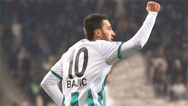 Galatasaray'a Konyaspor'dan transfer! Riaj Bajic