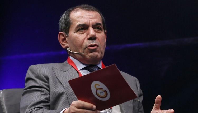 Galatasaray'da Dursun Özbek: ''Hatalarımızdan ders aldık!''