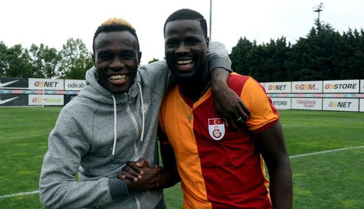 Galatasaray'da Eboue'den Zabaleta için transfer açıklaması
