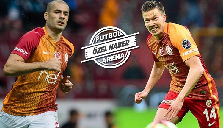 Galatasaray'da Eren Derdiyok ve Martin Linnes'e milli müjde!