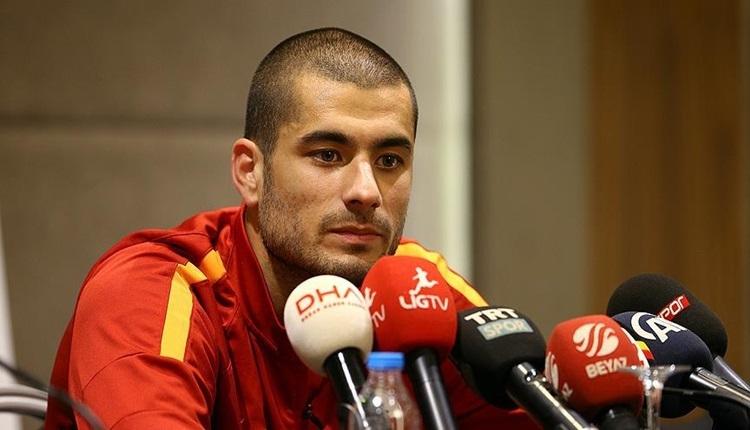 Galatasaray'da Eren Derdiyok'un sakatlığı geçti mi?