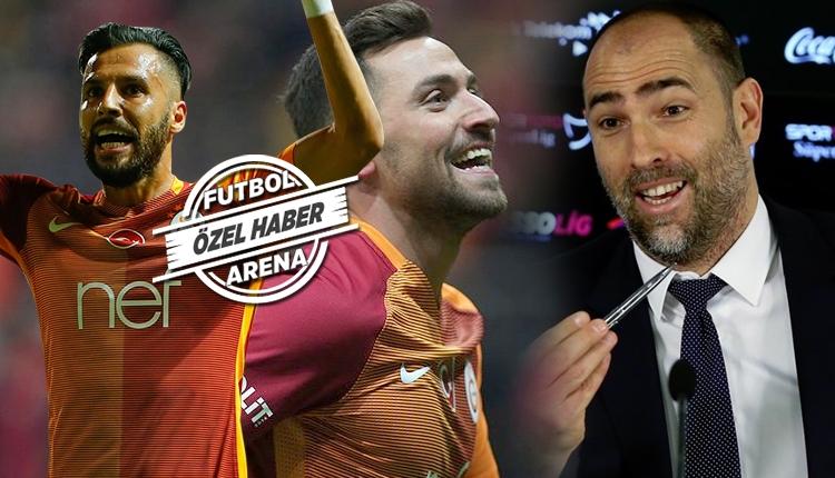 Galatasaray'da Igor Tudor'dan Sinan Gümüş tercihi