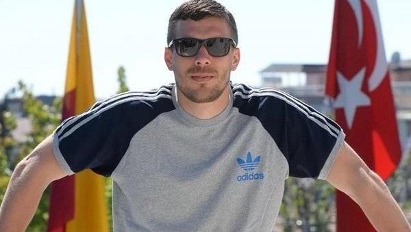 Galatasaray'da Lukas Podolski'den samimi açıklamalar!