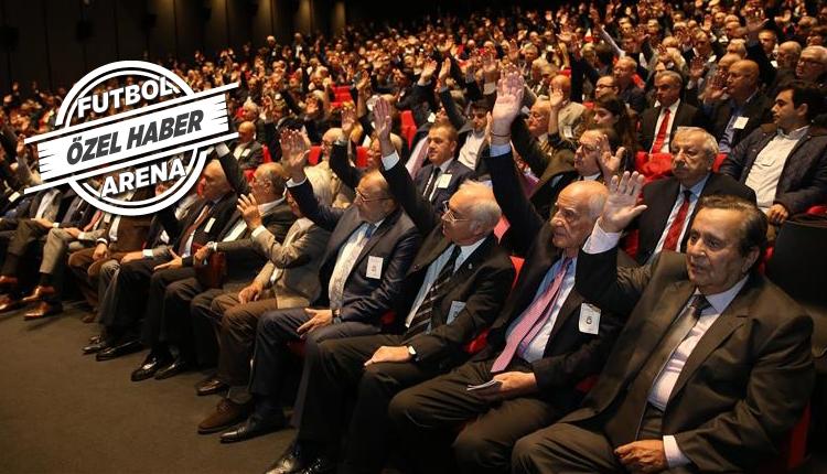 Galatasaray'da seçim için kaç imza toplandı?