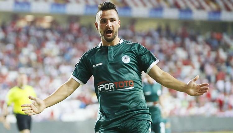 Galatasaray'da transferde Ömer Ali Şahiner atağı