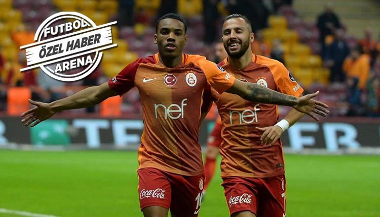 Galatasaray'da Yasin Öztekin'in yerine Garry Rodrigues!