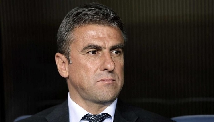 Galatasaraylı futbolcular Hamza Hamzaoğlu ile hasret giderdi