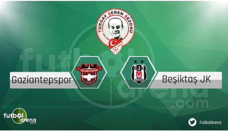 Gaziantepspor Beşiktaş maçına yedeklerle mi çıkacak?