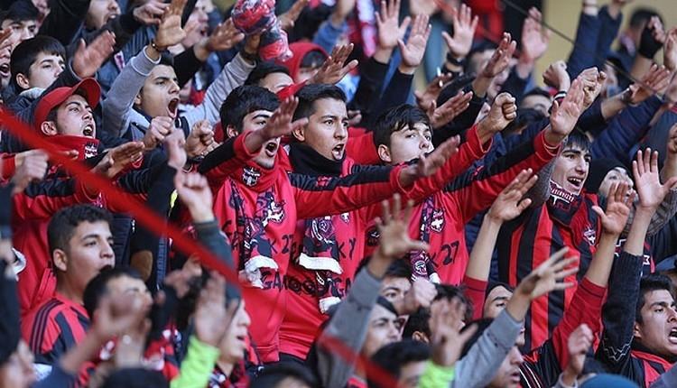 Gaziantepspor taraftarından Beşiktaşlılara olay çağrı
