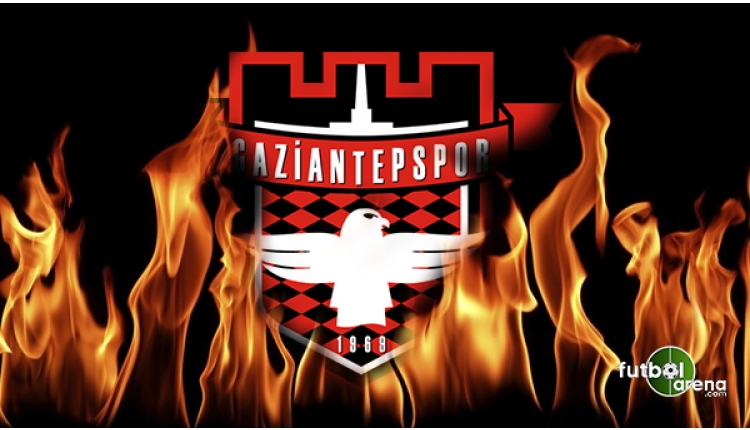 Gaziantepspor yönetimi protesto edildi