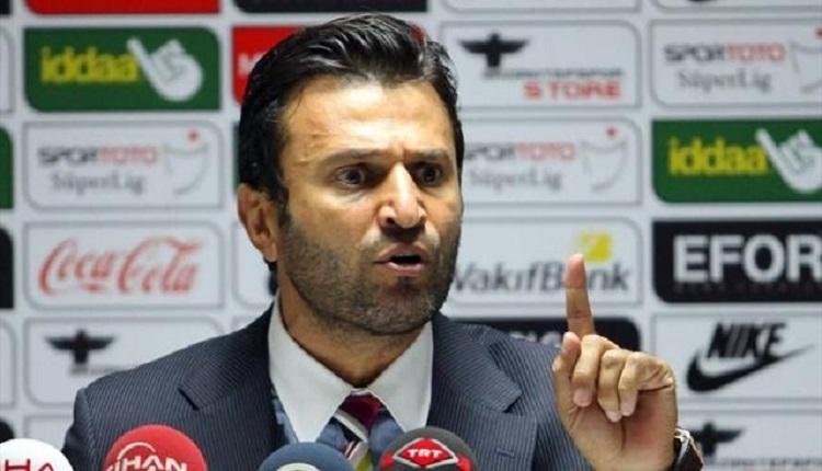 Gaziantepspor'da Bülent Uygun'un Galatasaray maçında hakem isyanı