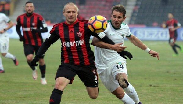 Gaziantepspor'un Akhisar'a şansı tutmuyor