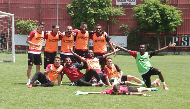Gençlerbirliği'nde Bursaspor maçı öncesi keyifler yerinde
