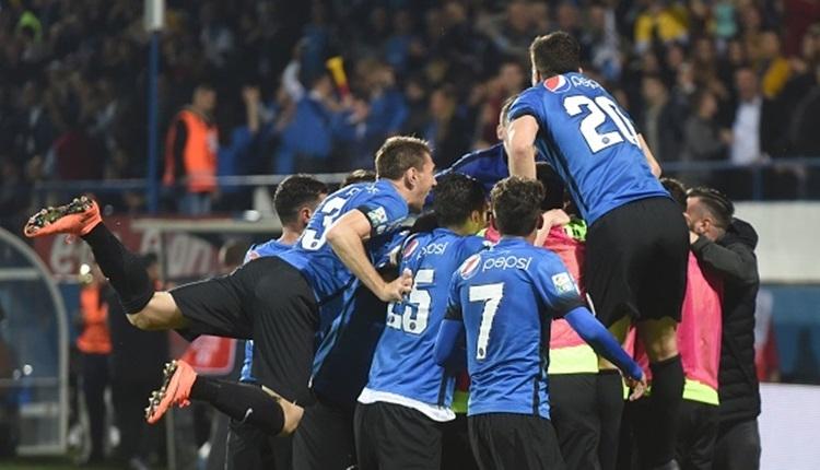 Gheorghe Hagi'nin kulübü şampiyon oldu!