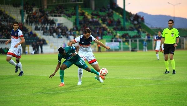 Giresunspor 1-0 Mersin İdmanyurdu maçı özeti ve golü (İZLE)