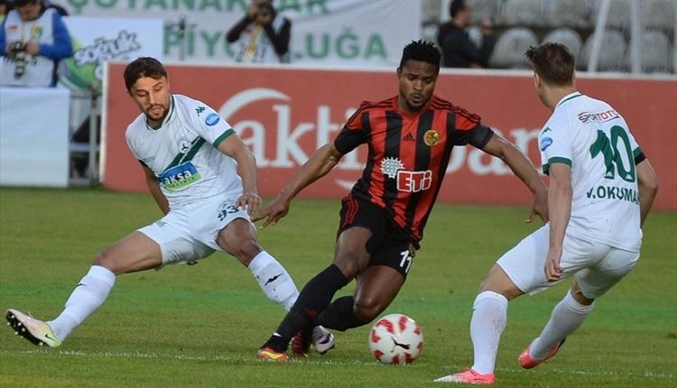 Giresunspor 3-3 Eskişehirspor maçı özeti ve golleri (İZLE)