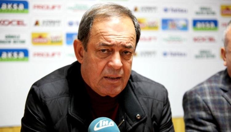 Giresunspor'da Yücel İldiz, Eskişehirspor'a meydan okudu