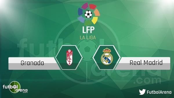 Granada Real Madrid maçı saat kaçta, hangi kanalda? Şifresiz izle