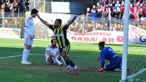 Gümüşhanespor 3-3 Menemen Belediyespor play-off rövanş maçı özeti ve golleri