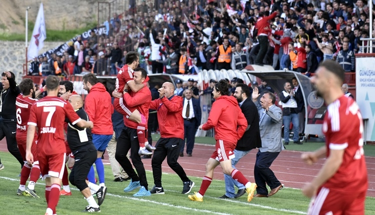 Gümüşhanespor - Kastamonu 1966 maçı özeti ve golleri