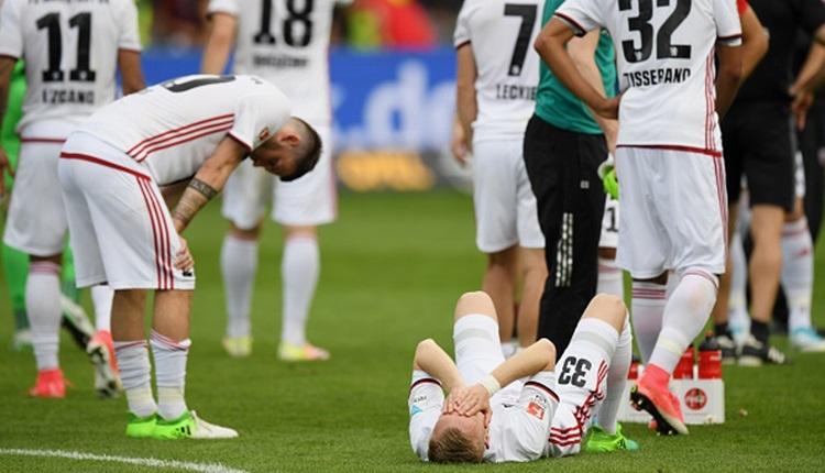 Ingolstadt Bundesliga'da küme düştü!