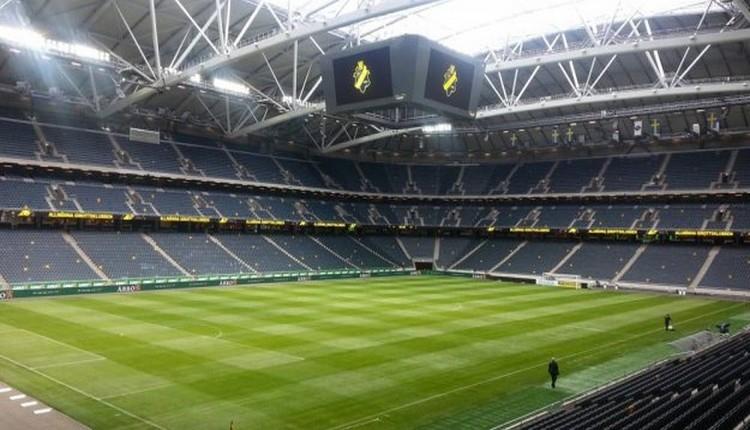 İsveç Ligi şike yüzünden durduruldu