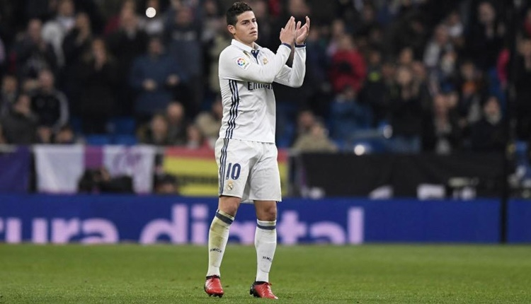 James Rodriguez, Manchester United yolunda
