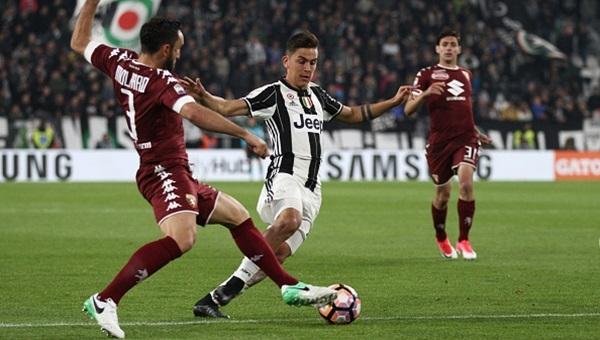 Juventus 1-1 Torino maçı özeti ve golleri (İZLE)