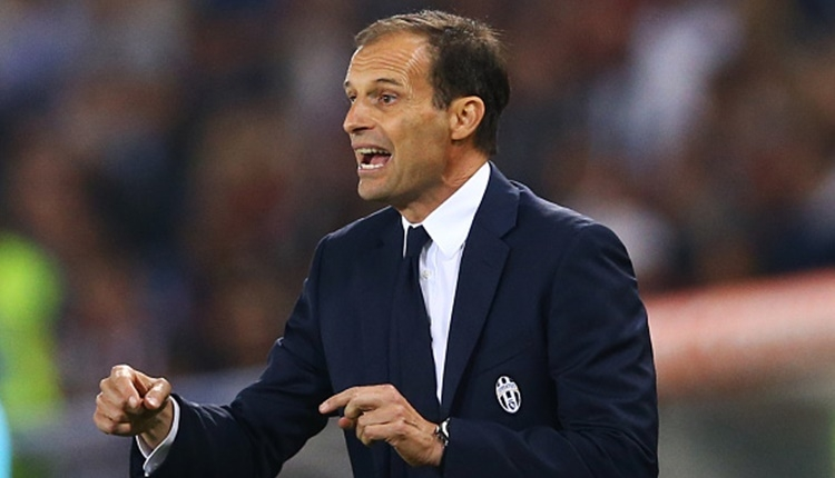 Juventus menajeri Massimiliano Allegri: 'Kupaları toplama zamanı'