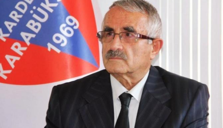 Karabük Başkanı Ferudin Tankut'un deplasman isyanı